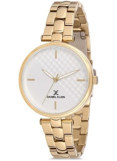 Daniel Klein DK.1.12556.4 Kadın Kol Saati Altın